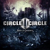 [Circle II Circle Reign Of Darkness Album Cover]