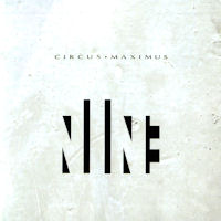 [Circus Maximus Nine Album Cover]