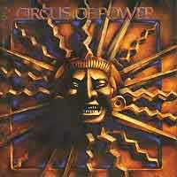 [Circus of Power Circus of Power Album Cover]