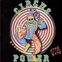[Circus of Power Live at the Ritz Album Cover]