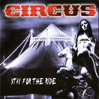 [Circus Stay for the Ride Album Cover]