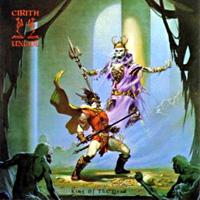 [Cirith Ungol King of the Dead Album Cover]