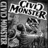 [Civic Monster Civic Monster Album Cover]