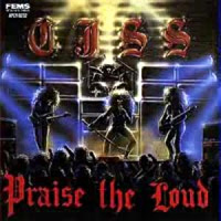 [CJSS Praise the Loud Album Cover]