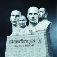 [Clawfinger Zeros and Heroes Album Cover]