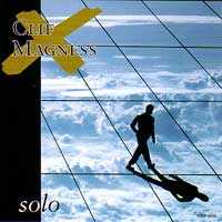 [Cliff Magness Solo Album Cover]
