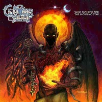 [Cloven Hoof Who Mourns For the Morning Star Album Cover]