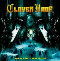 [Cloven Hoof Eye of the Sun Album Cover]