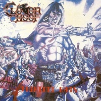 [Cloven Hoof Fighting Back Album Cover]