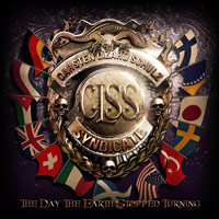 CLSS The Day The Earth Stopped Turning Album Cover