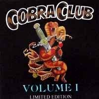[Compilations Cobra Club - Vol. 1 Album Cover]