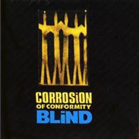 [Corrosion of Conformity Blind Album Cover]