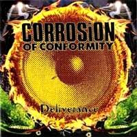 [Corrosion of Conformity Deliverance Album Cover]