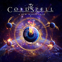 [Coldspell A New World Arise Album Cover]