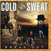 Cold Sweat Break Out Album Cover