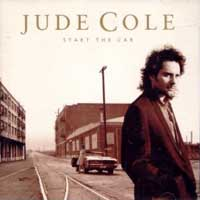 [Jude Cole Start the Car Album Cover]