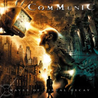 [ComMunic Waves Of Visual Decay Album Cover]