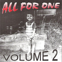 [Compilations All For One Volume 2 Album Cover]