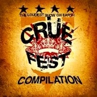 [Compilations Crüe Fest Compilation Album Cover]