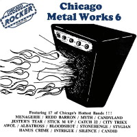 Compilations Chicago Metal Works 6 Album Cover