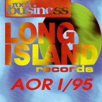 [Compilations Long Island Records and Rock Business Present: AOR I/95 Album Cover]