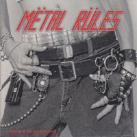 [Compilations Metal Rules - A Tribute to the Bad Hair Days  Album Cover]