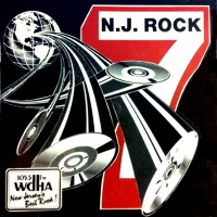 [Compilations WDHA - New Jersey Rock Seven Album Cover]