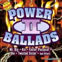 [Compilations Power Ballads II Album Cover]