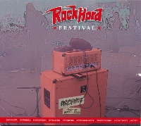 [Various Artists Rock Hard Festival Archives - Best of 2007 - 2012 Album Cover]