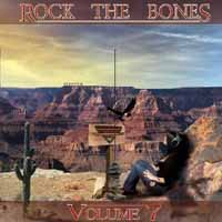 [Compilations Rock the Bones Volume 7 Album Cover]