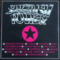 [Compilations Swedish Power Album Cover]