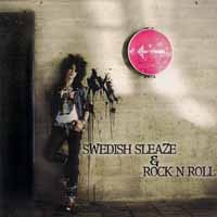 [Compilations Swedish Sleaze and Rock N Roll Album Cover]