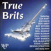 [Compilations True Brits Album Cover]