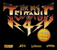 [Various Artists The Big Teutonic 4 Album Cover]