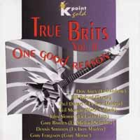 [Compilations True Brits Vol.II - One Good Reason Album Cover]