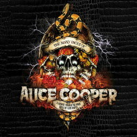 [Compilations The Many Faces Of Alice Cooper Album Cover]