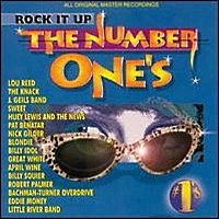 [Compilations The Number Ones: Rock It Up Album Cover]
