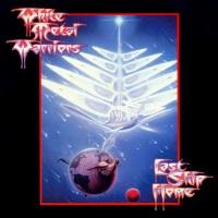 [Various Artists White Metal Warriors - Last Ship Home Album Cover]