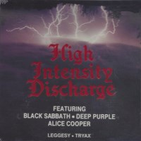 [Compilations High Intensity Discharge Album Cover]