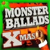 [Compilations Monster Ballads XMas Album Cover]