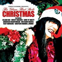 [Compilations The Glam That Stole Christmas  Album Cover]