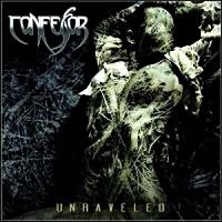 [Confessor Unraveled Album Cover]