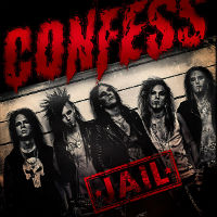 [Confess Jail Album Cover]