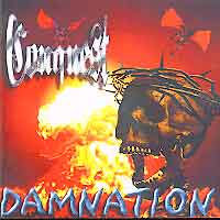 [Conquest Damnation Album Cover]