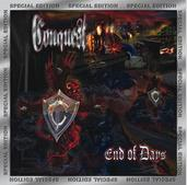 [Conquest End of Days Album Cover]
