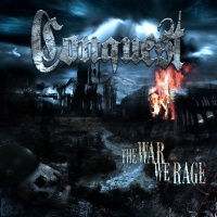 [Conquest The War We Rage Album Cover]