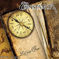 [Constancia Lost And Gone Album Cover]
