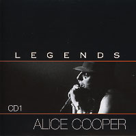 [Alice Cooper Legends Album Cover]