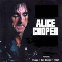 [Alice Cooper Super Hits Album Cover]