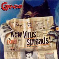 Coracko New Virus Spreads! Album Cover